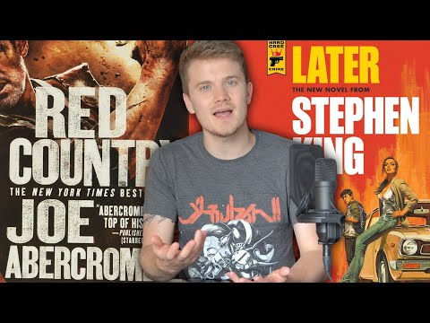 Red Country / Later  -REVIEW