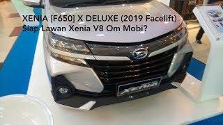 Daihatsu Grand New Xenia [F650] 1.3 X Deluxe M/T (2019 Facelift) - Indonesia (Feat Hanan1510)