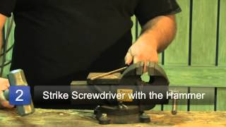 How to Demagnetize a Screwdriver