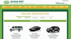 Go Airlink NYC Coupon Code 2013 - How to use Promo Codes and Coupons for GoAirlinkShuttle.com