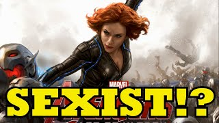 SEXISM in AVENGERS: AGE OF ULTRON!? - No. Shut up...