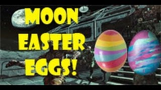 Black Ops Zombies Moon: Earth After The Bombs Explode On Round 31