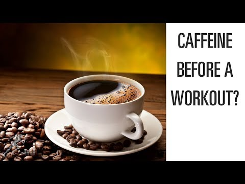 Caffeine Before a good work out May Have Harmful Negative Effects