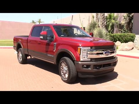 2017 Ford F250 Diesel Mpg >> 2017 Ford F 250 Superduty Diesel Performance Fuel Economy Youtube