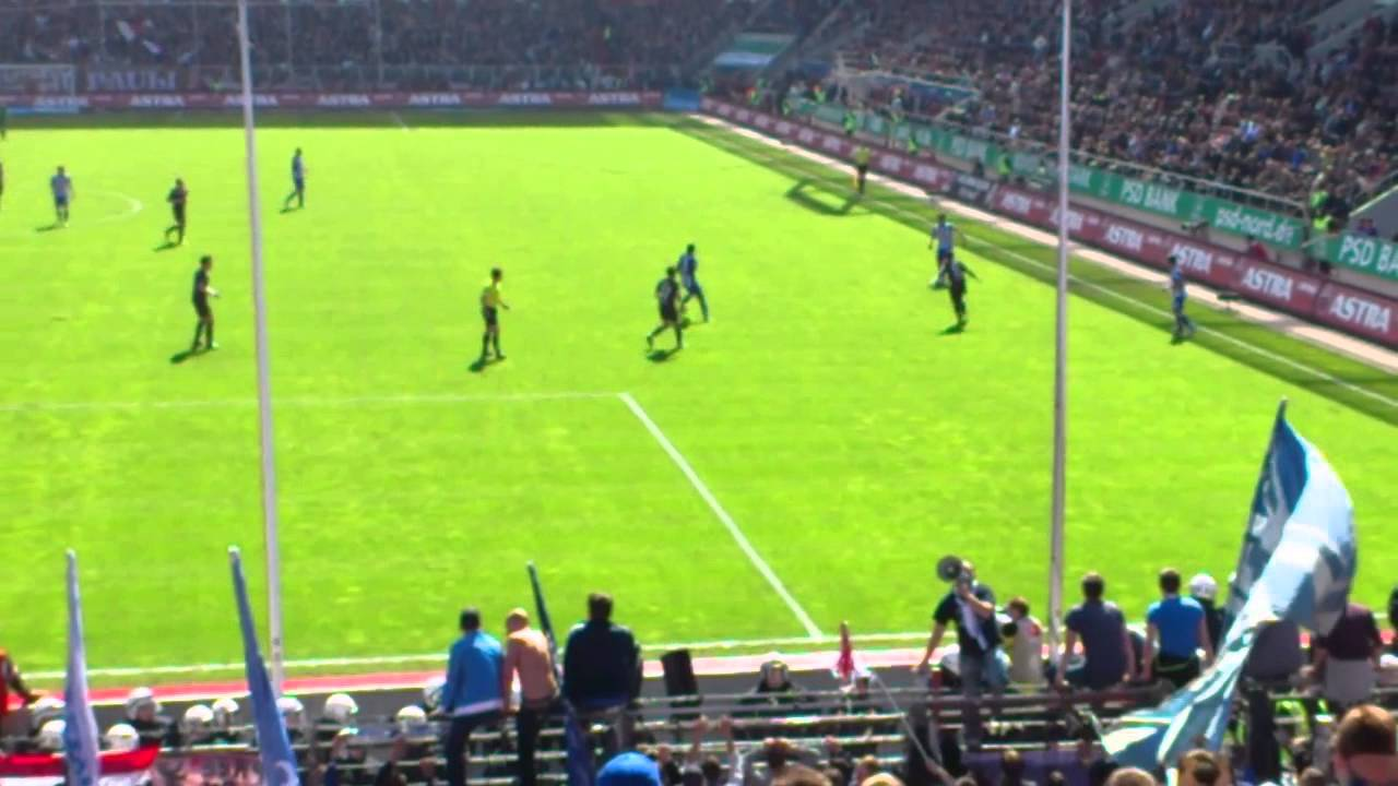 Hertha St Pauli
