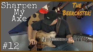 Beercaster Build. Good Tone + bottle Opener.
