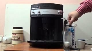 Автоматический капучинатор на Delonghi Magnifica(, 2016-02-08T08:54:19.000Z)