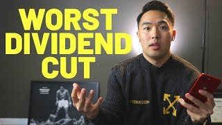 My Dividend Was Cut! 3 Ways Dividend Investors Handle Dividend Cuts