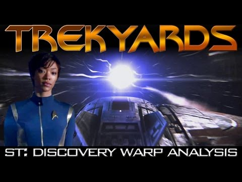 ST: Discovery Warp Effect Full Analysis (Trekyards)