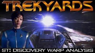ST: Discovery Warp Effect Full Analysis (Trekyards)