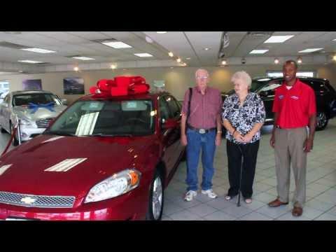Don Bought A Used Chevy Impala At Madison Used Car Dealer Zimbrick