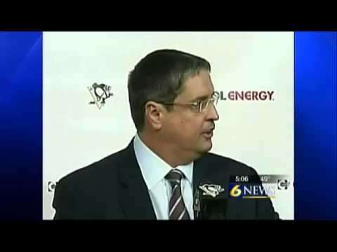 Pittsburgh Penguins fire GM, head coach's future uncertain