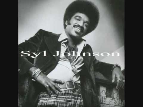 Syl Johnson ~ We Did It.