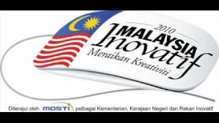 Malaysia Inovatif Theme Song: Meraikan Kreativiti