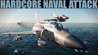 Brunei Campaign: Major Attack Against Hostile Naval Fleet | DCS 2.5