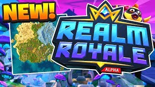 THE DONGER AND I DOMINATE REALM ROYALE! | REALM ROYALE VICTORY