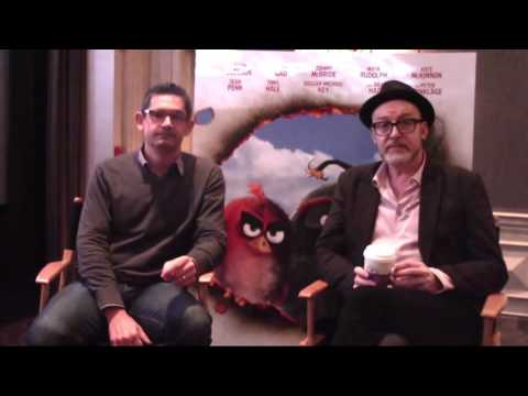 Angry Birds Interview With Directors Clay Kaytis And Fergal Reilly