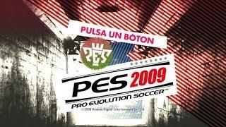 PES 2009 - Pro Evolution Soccer/ PS3 1080p 60fps