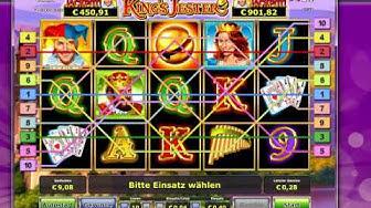 King's Jester Slot Vorstellung bei Stargames