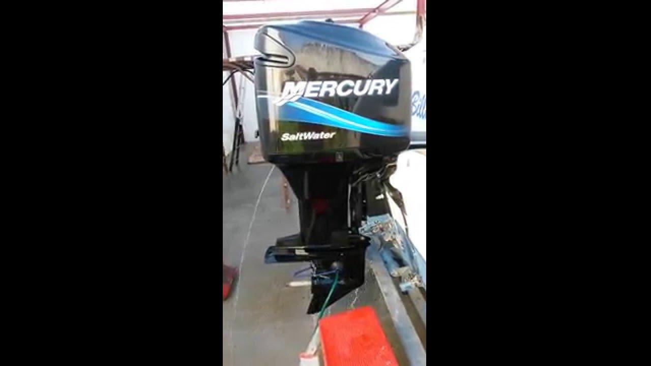 Mercury Optimax 135 V6
