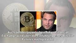 Hype um digitalwährung: termingeschäfte befeuern bitcoin-boom