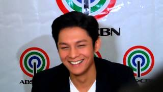 Joseph Marco admires Alex Gonzaga