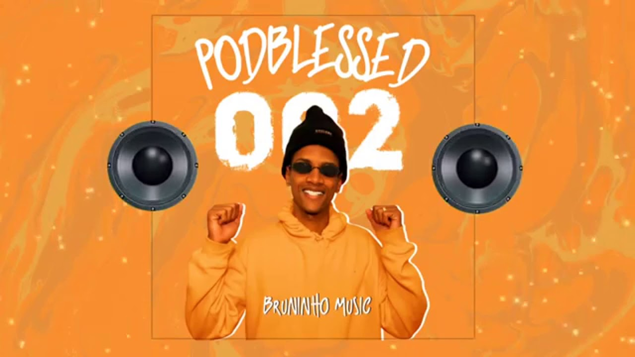 FUNK GOSPEL 2020 (( PODBLESSED 002 )) BRUNINHO MUSIC