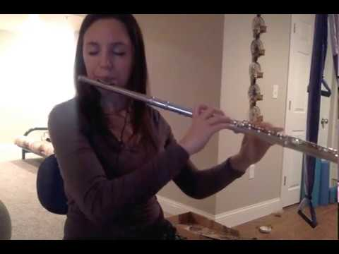 Perfect Pillow by Chon flute cover