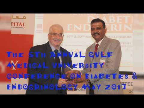 The 5th Annual Gulf Medical University Conference on Diabetes & Endocrinology