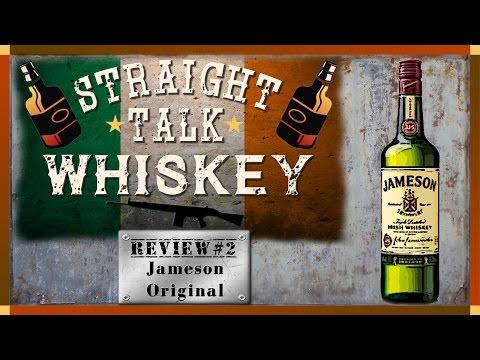 Whiskey Review 2 - Jameson Original