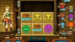"""""""Mystery Quest"""" Online Slots Game"""
