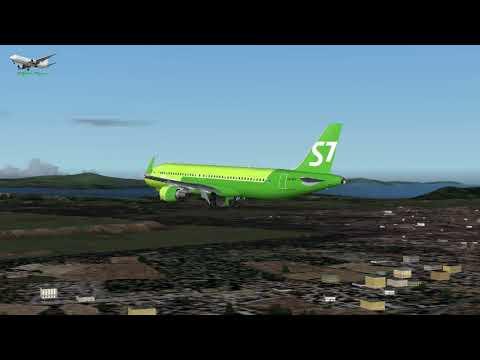 Airbus 320 214 Siberia VQ BCF ULLI  to LGAV