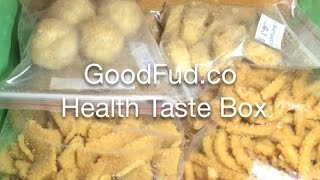 GoodFud.co Health Taste Box