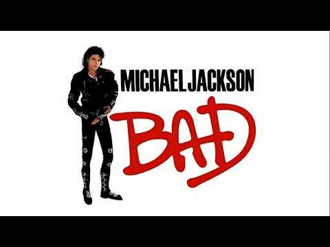 Michael Jackson - Bad (2017 Remastered) (Audio Quality CDQ)