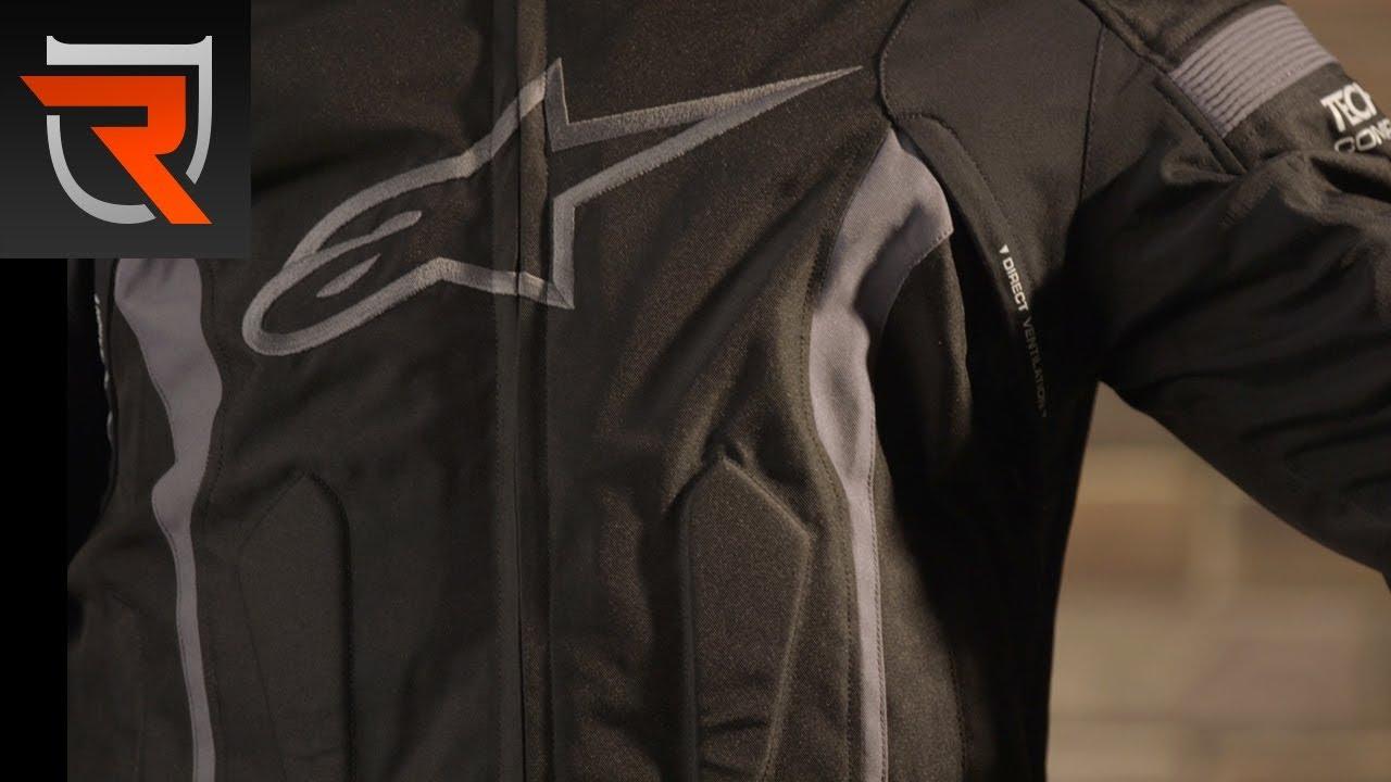 f625901b2 Alpinestars T-Missile Drystar Tech-Air Jacket Product Spotlight Review |  Riders Domain