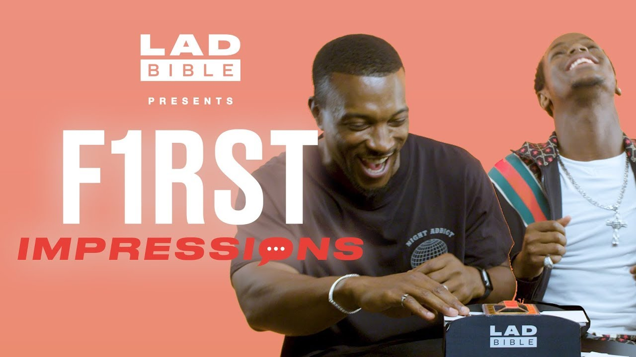 TOP BOY stars Ashley Walters and Micheal Ward play First Impressionss!