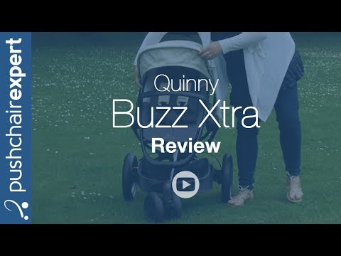 Quinny Buzz Xtra Up Close Review
