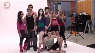 ABC3   Dance Academy Series 2: Publicity Shoot