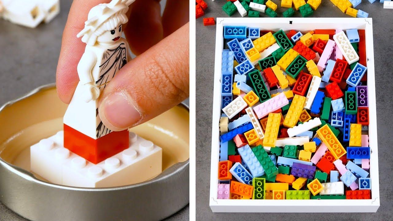¡NO tires tus juguetes viejos! 18 ideas para reciclar tus juguetes LEGO | Ladrillos Lego