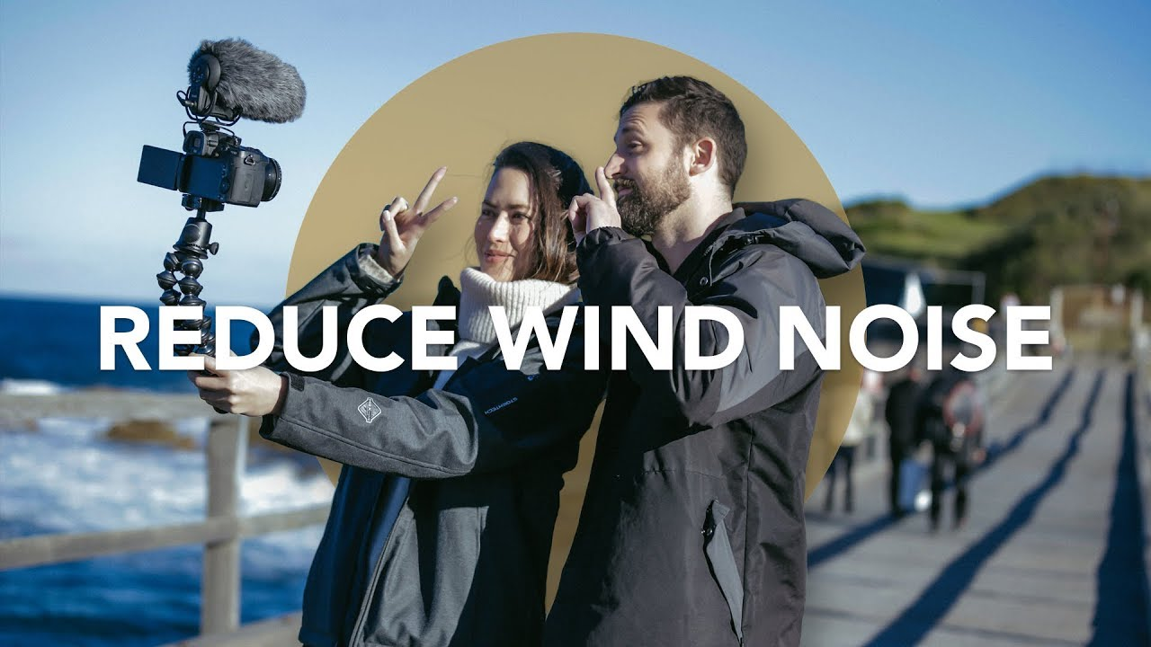 Audio for Film 101: Ways to Reduce Wind Noise When Recording Outside
