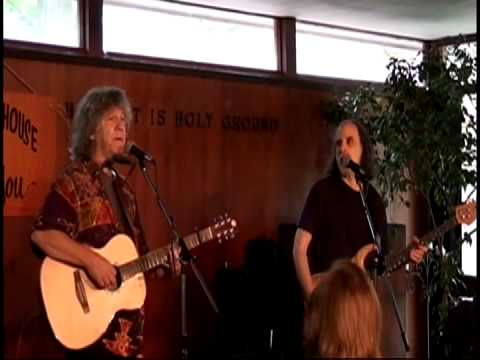 Rod MacDonald & Mark Dann--True To The Blues (live)