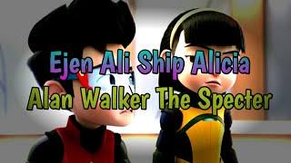 ejen ali the spectre (amv)
