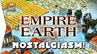 Empire Earth ► Classic 2001 RTS Strategy Gameplay & NeoEE Mod!  - [Nostalgiasm]