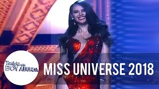 TWBA: Filipino pageant enthusiasts notice the 2018 Miss Universe commentators ignoring Catriona