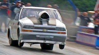 WAR ON WHEELS - GRUDGE RACING - NO TIME - MDIR!