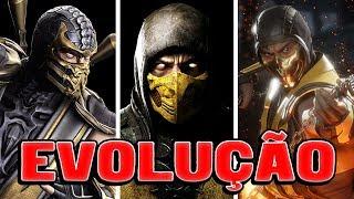 Mortal Kombat - A Evolução da Nova Fase
