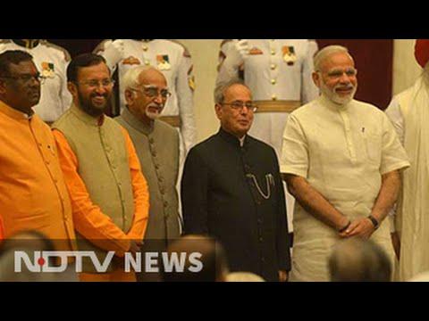 Major changes to PM Modi's cabinet, Smriti Irani loses education