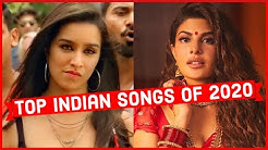 2020's Most Viewed Indian/Bollywood Songs on YouTube | Top Indian Songs of 2020