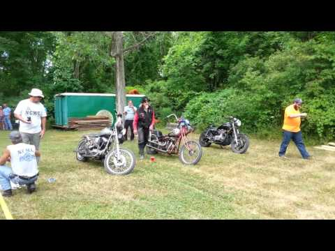 Niagara county motorcycle club kickstart race