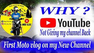 New New update of channel || Pokhara Lake side || MRB Vlog ||